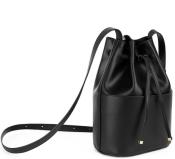 Cuyana Mini Bucket Bag in Black, $225